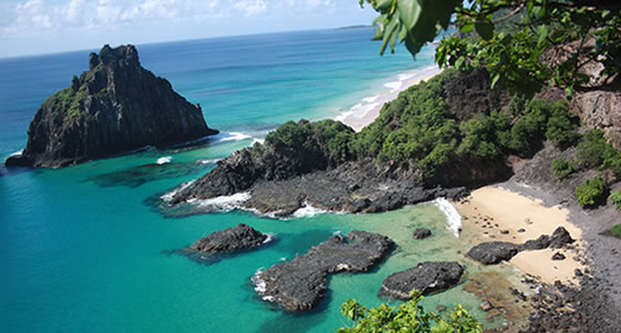 Mobile Connection in Fernando de Noronha