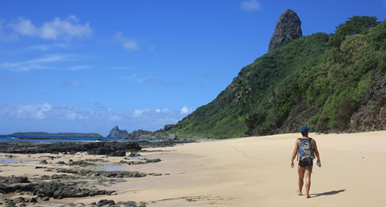 Single in Fernando de Noronha