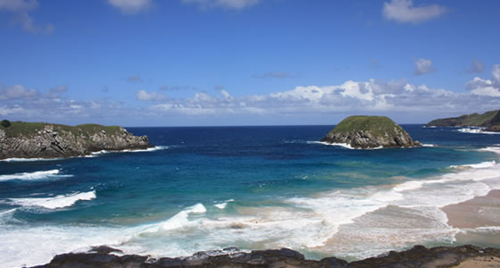 The History of Fernando de Noronha.