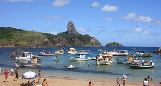 The People of Fernando do Noronha.