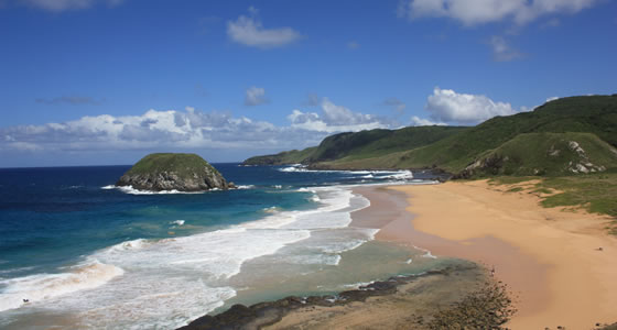 Vacation Planning to Fernando de Noronha, Brazil.